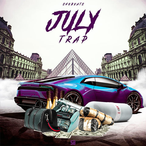 JULY TRAP - Trap Kits, Drums & Presets