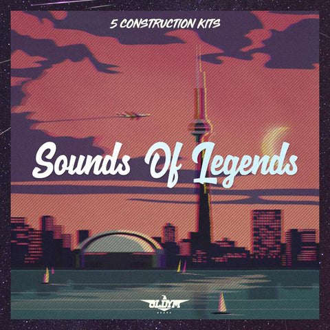 Sounds Of Legends (Drake x NAV Type Beats)