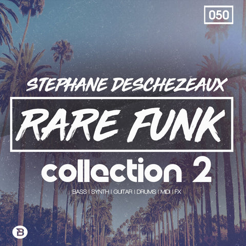 Rare Funk Collection 2 - Disco & Funk Loops