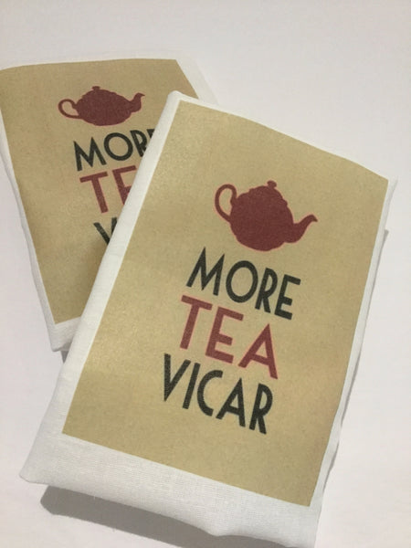 Flour Sack Tea Towel - Set of 2 - More Tea Vicor