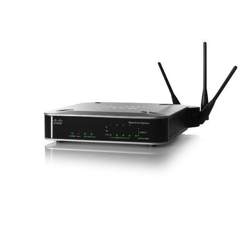 Linksys WRVS4400N Wireless-N Gigabit Security Router - VPN v2.0