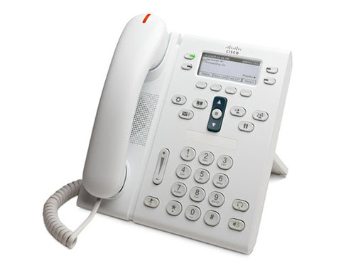 Cisco 6941-W-K9 Unified IP Phone- White