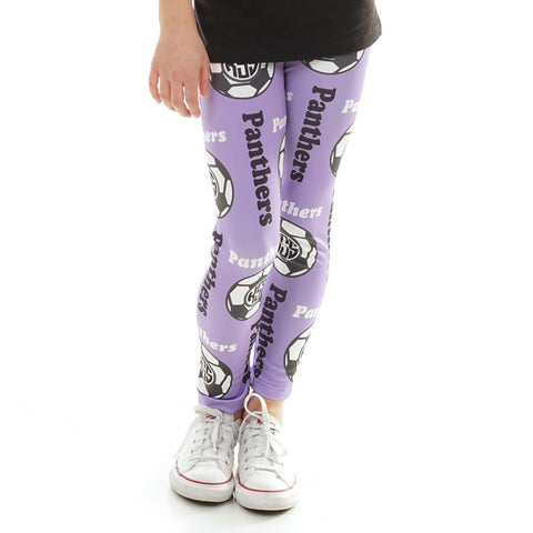 Girls Soccer Arden Leggings
