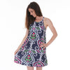 Damask Lilian Dress