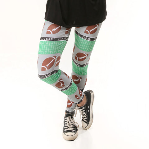 Ladies Custom Football Arden Leggings