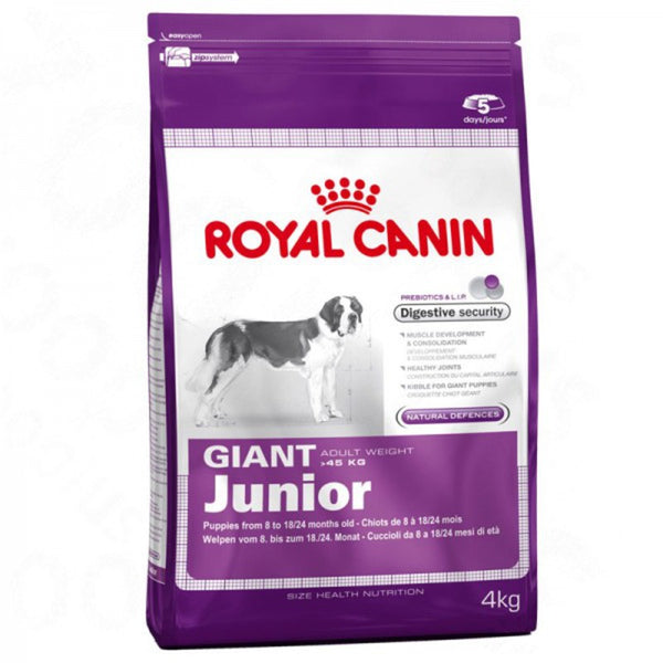 Royal Canin Dog - Royal Canin GIANT JUNIOR, 8-18/24 months