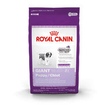 Royal Canin Dog - Royal Canin GIANT PUPPY, 0-8 months