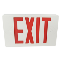 Exit Sign Hidden Spy Camera - Spy Shop SA