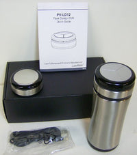 Stainless Steel Spy Camera - Premium - Spy Shop SA