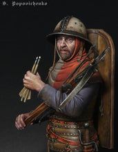 Load image into Gallery viewer, Crossbowman 1/9 bust