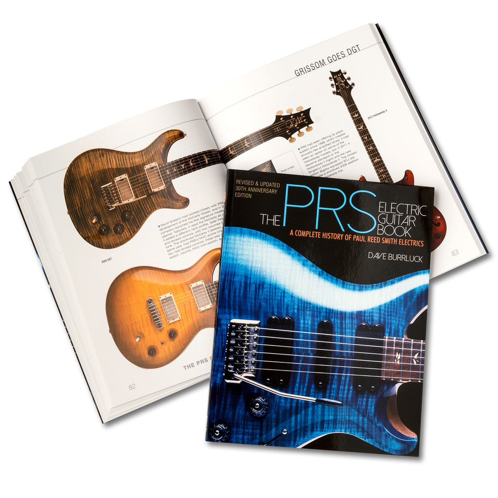 2014 Edition of 'The PRS Electric Guitar Book'