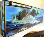 Trumpeter 1:200 03702 German Battleship Bismarck 1940 Model Ship Kit