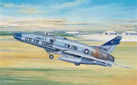 Trumpeter 1:32 02232 F-100D Super Sabre Model Aircraft Kit