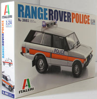 Italeri 1:24 3661 Range Rover Police Model Car kit