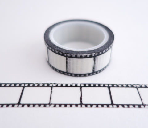 Film Camera Strip Washi Tape