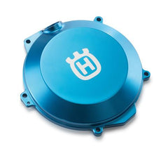 HUSQVARNA BLUE CLUTCH COVER