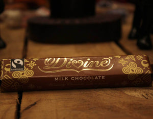 Divine Milk Chocolate 35g
