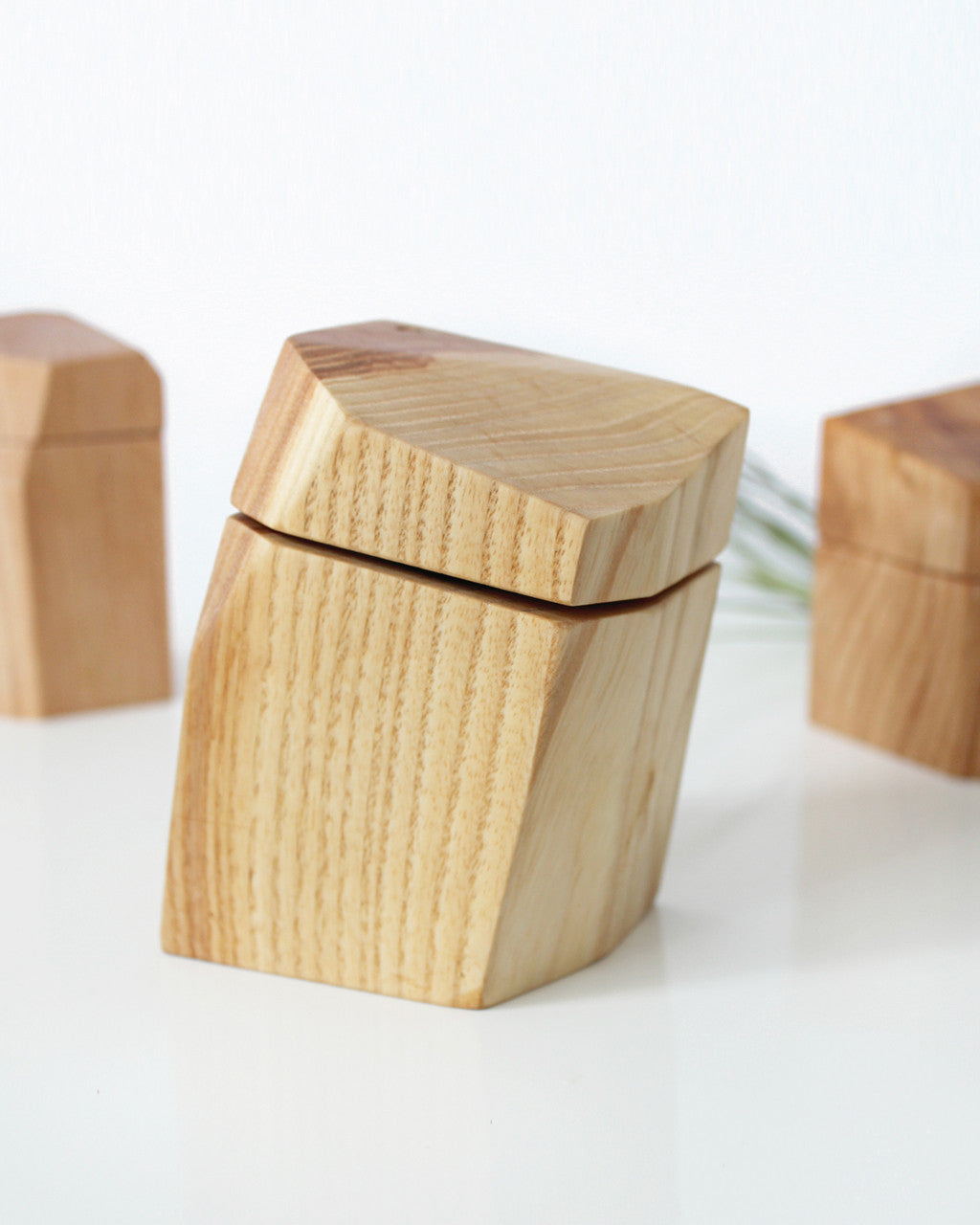 Faceted Jewelry Box | FMS & Sons