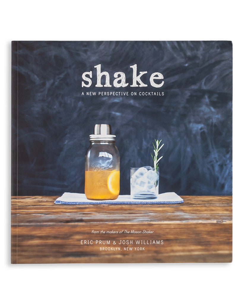 Shake: A New Perspective on Cocktails | W&P Design
