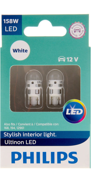 High Beam Indicator LEDs - 158