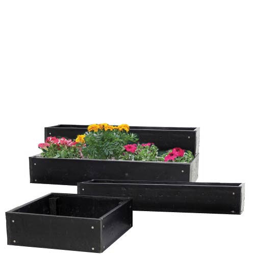 eWood Raised Garden Bed Kits