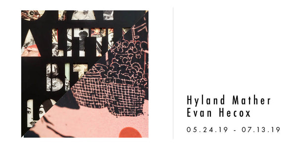 Evan Hecox and Hyland Mather