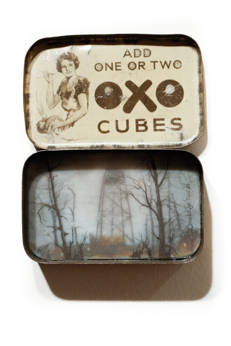 OXO Tower Tin