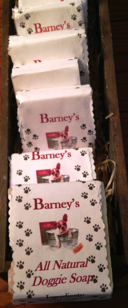 Barney's All Natural Doggie Soap