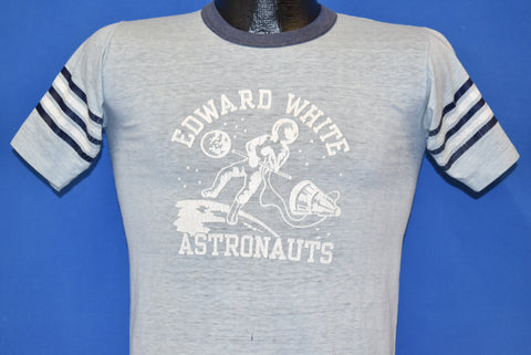 80s Edward White Astronauts Distressed t-shirt Youth Large