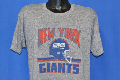 80s New York Giants Football t-shirt Large