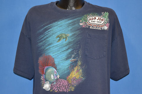 80s Ron Jon Surf Shop Cocoa Beach t-shirt Extra Large