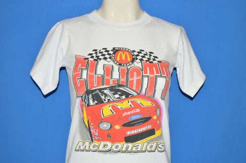 90s Bill Elliott Racing #94 NASCAR t-shirt Youth Medium