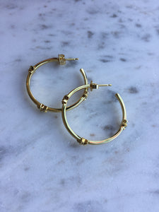 Notting Hill Triple Star Hoops