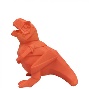 Mini Orange T-Rex LED lamp