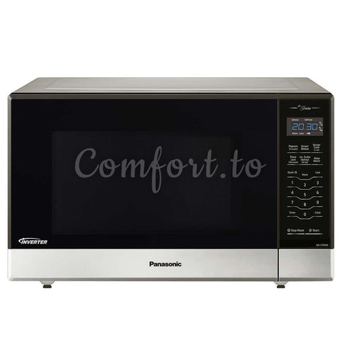 Panasonic 1.2 Cu.Ft Stainless Steel Microwave - 1200 W, 1 unit