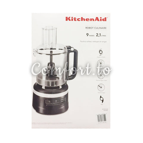Kitchenaid 2.1 L (9 Cup) Food Processor With Exactslice System, 1 unit