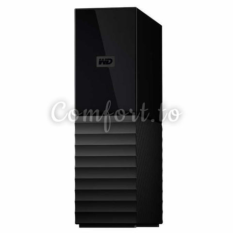 WD 6 Tb My Book External Hard Drive, 1 unit