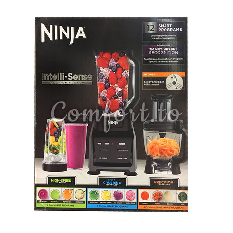 Ninja Intgelli-Sense Kitchen System 1200 Watts, 1 unit