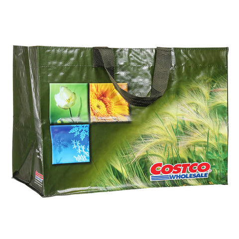 Costco Reusable Tote Bags, 4 bags