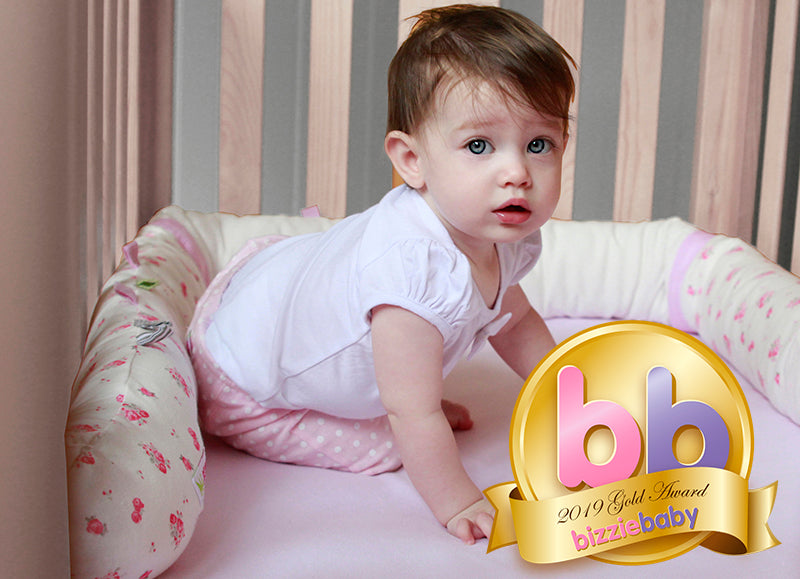 Help your baby with an AWARD WINNING sleep