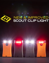 FoxFury Releases New and Improved Scout Clip Light