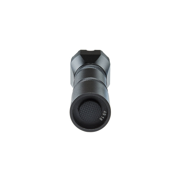 FoxFury Rook MD1 LED Flashlight Back View
