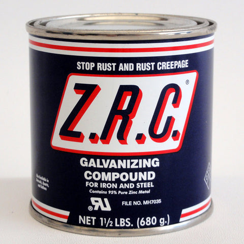 ZRC Half Pint Can