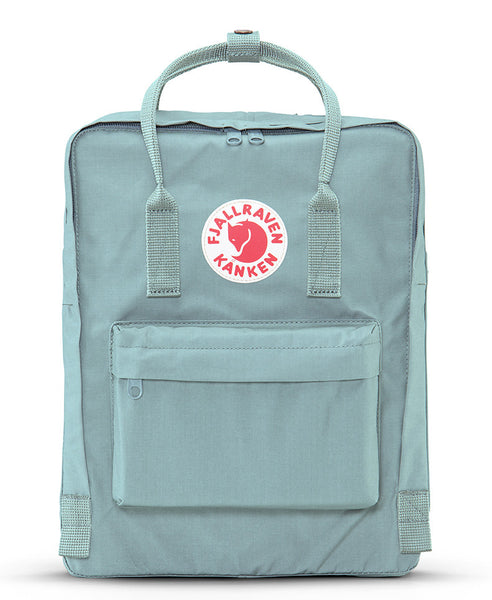 Fjallraven - Kanken Backpack - Frost Green-Backpack-Leggsington