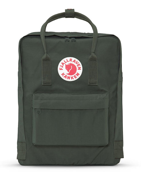 Fjallraven - Kanken Backpack Mini - Forest Green-Backpack-Leggsington