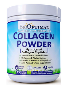 Organic Collagen Powder
