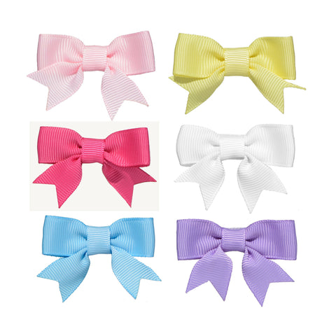 Emily Multi-Pack Baby and Toddler Bows - Hairclippy