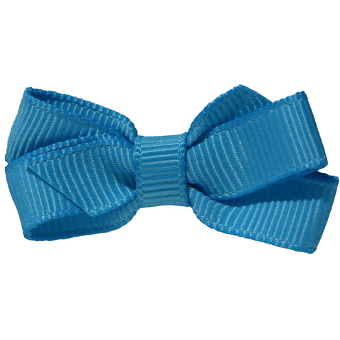 Haley Grosgrain Baby Bows - Hairclippy