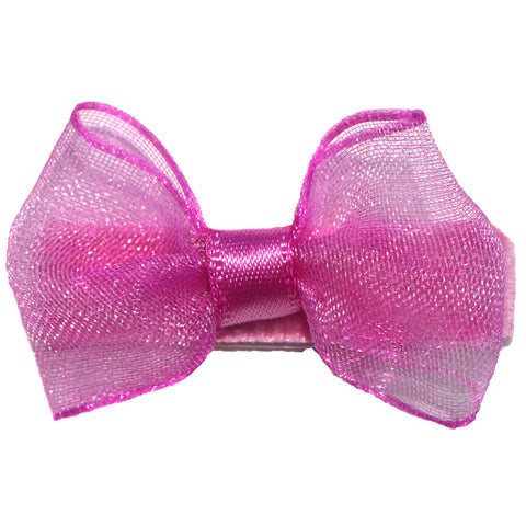 Zoey Organza Bows - Hairclippy