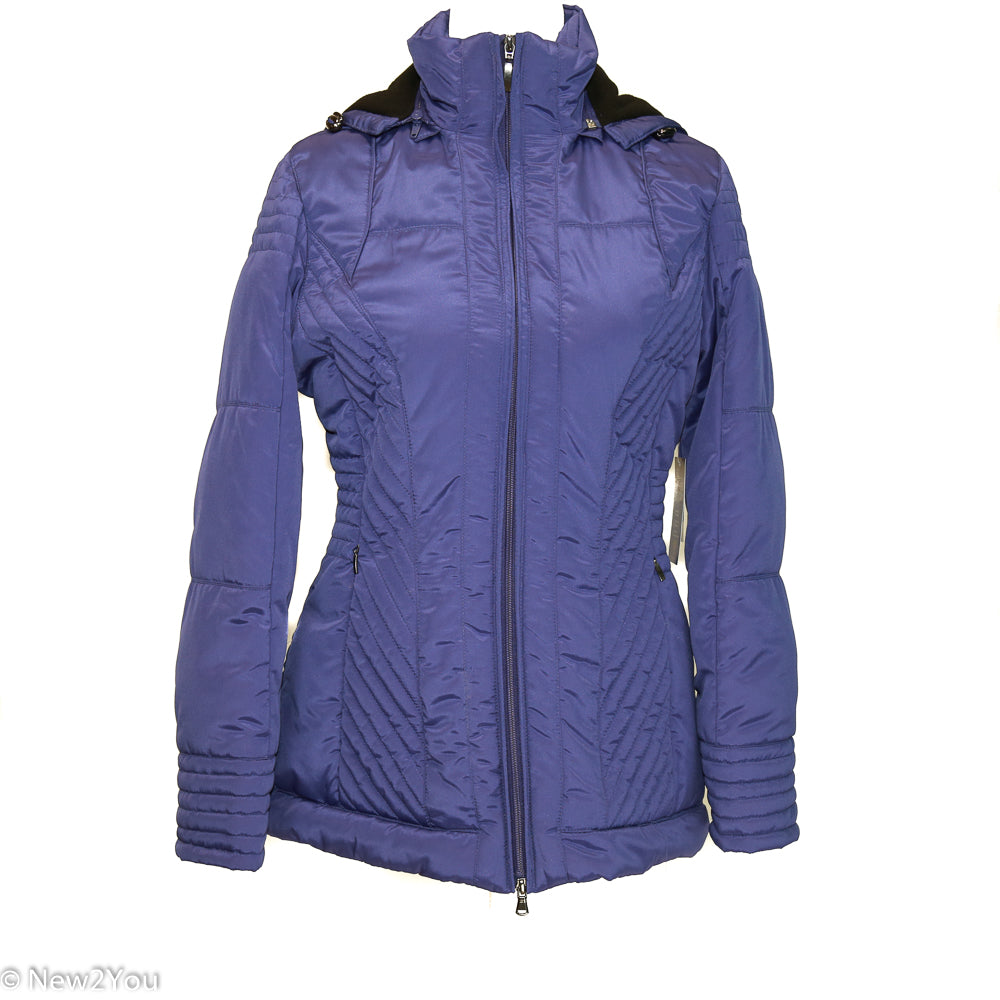 Purple Snow Jacket For Her (Sjb Active) - New2Youlx